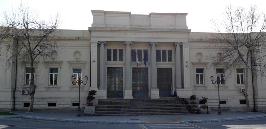 Foto carousel della Corte d'Appello di Reggio Calabria